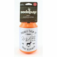 Custom Midlee Sodapup Treat Desipenser Can