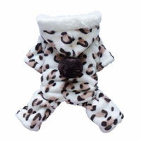 Petparty Adorable Dog Coat for Dog Hoodie Dog Clothes Soft Cozy Pet Clothes Pet Coat