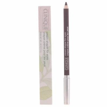 6 Pack - Clinique Cream Shaper Eye Liner For Eyes, Chocolate Lustre 0.04 oz