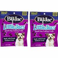 Bil-Jac Little Jacs Liver Treats,(2 Pack of 10oz)