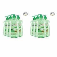 Germ-X Hand Sanitizer, Aloe, Pump Bottle, 30 Fluid Ounce - 8 Pack