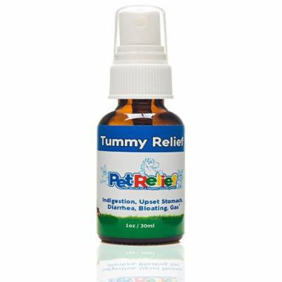 Dog Upset Stomach, Bloat And Gas Relief For Dogs, Natural Stomach Relief, Lifetime Warranty! 30ml Dog Farts, Digestion, Sensitive Stomach Relief Spray, No Side Effects! Made In USA By Pet Relief