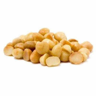 Roasted Salted Macadamia Nuts with Sea Salt by Its Delish, 4 lbs