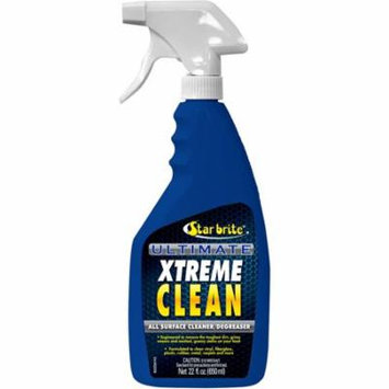 Star brite 83222P Ultimate Xtreme Clean Cleaner and Degreaser - 22oz.