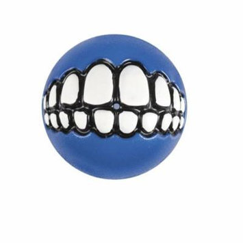 Rogz Fun Dog Treat Ball in various sizes and colors, Small, Blue