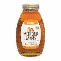 Medford Farms Honey - Golden - Case Of 12 - 16 Oz