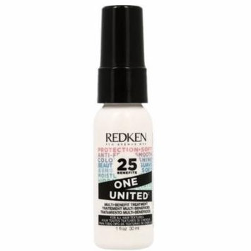 2 Pack - Redken One United All-in-one Multi-benefit Treatment 1 oz