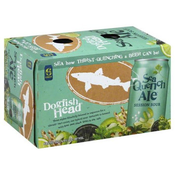 Dogfish Head Craft Brewery Dogfish Head Seaquench Ale 6/12 C