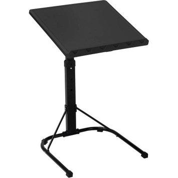Mainstays Multi-Functional Adjustable Table, Black