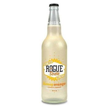 Rogue Honey Orange Soda - 22 fl oz Glass Bottle