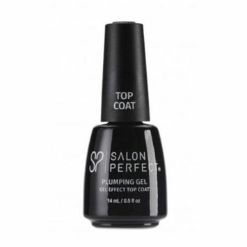 SALON PERFECT NAIL LACQUER - PLUMPING GEL TOPCOAT