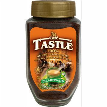 Cafe Tastle Original Decaffeinated Instant Coffee, 7.14 oz