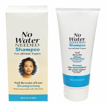 No Water Shampoo Silkier Soft Hair For Any Hair Type Conitioner