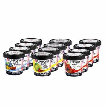 Umpqua Oatmeal, Variety Pack (12 ct.)