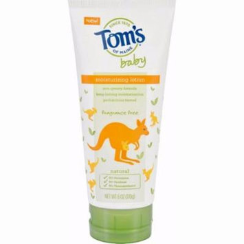 Tom's Of Maine Baby Moisturizing Lotion Fragrance Free - 1 Each - 6 Oz.