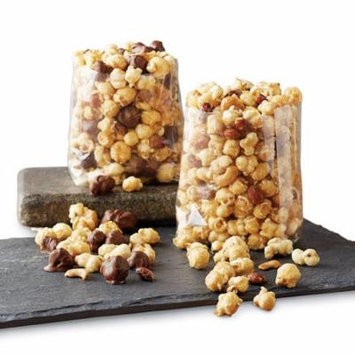 Moose Munch Premium Popcorn Duo - Milk Chocolate and Caramel Mix by Harry & David