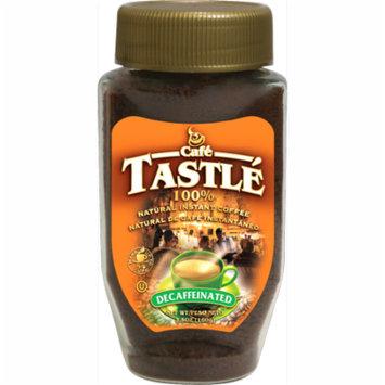 Cafe Tastle Original Decaffeinated Instant Coffee, 3.5 oz
