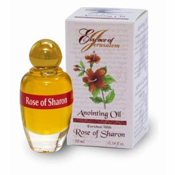 Rose of Sharon flower Anointing oil - Scent of Jerusalem (.32 fl. oz.)