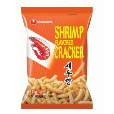 Nongshim Shrimp Cracker, 2.64 Oz, 12 Ct