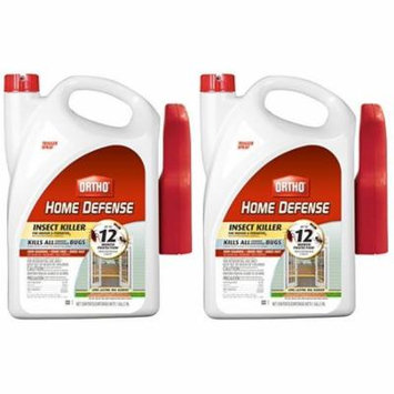 Ortho Home Defence Insect Killer Spray, 2-One Gallon, Value Pack w/ Comfort Wand