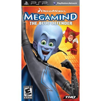 Thq Software MegaMind: The Blue Defender (used)