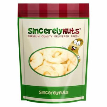 Sincerely Nuts Dried Apple Rings, 3 LB Bag