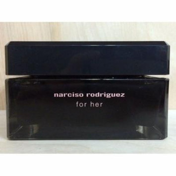 Narciso Rodriguez For Her Body Cream 5.2 oz Full Size NO BOX IMPORTANT SEE NOTES