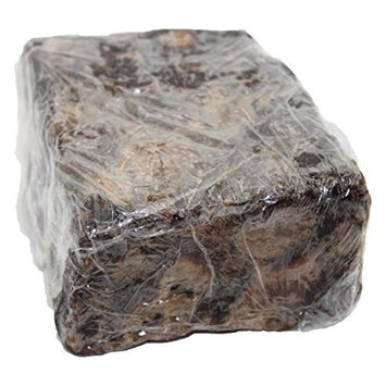 Our Earth's Secrets Premium Natural Raw African Black Soap, 10 lbs