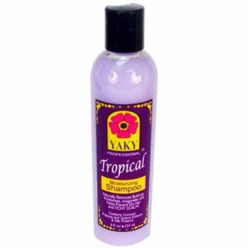 Yaky Tropical Moisturizing Shampoo 8 oz. (Pack of 2)