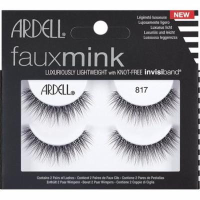 Ardell 817 Faux Mink Lash, 2 pairs