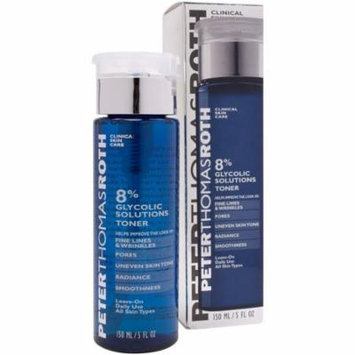 Peter Thomas Roth 8% Glycolic Solutions Toner 5 oz - New in Box