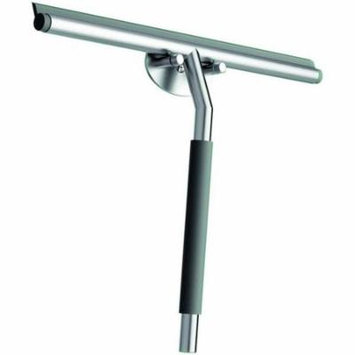 Symple Stuff Klein Wiper Blade Squeegee with Silicon Hook