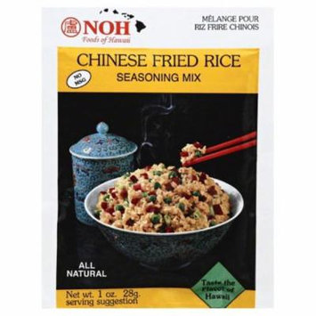 NOH Chinese Fried Rice Seasoning Mix, 1 Oz (Pack of 12)