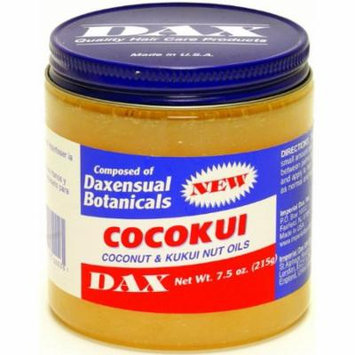 Dax Cocokui Pomade 7.5 oz. (Pack of 2)