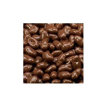 Gourmet Chocolate Covered Raisins by Its Delish (Dark Chocolate, one pound)