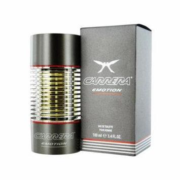 Carrera Emotion by CARRERA 3.4oz/100ml Edt Spray for Men