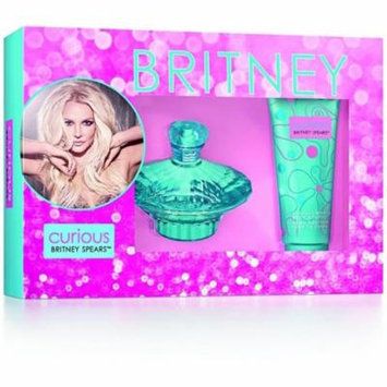 Britney Spears Curious Ladies Gift Set