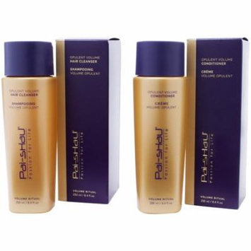 Pai Shau Opulent Volume Hair Cleanser and Conditioner 8.4 oz DUO Set