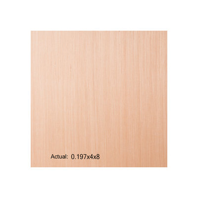 RevolutionPly Hardwood Sanded Plywood Non-Structural Rated (Common: 5.0mm; Actual: 0.196-in x 48-in x 96-in) 518477