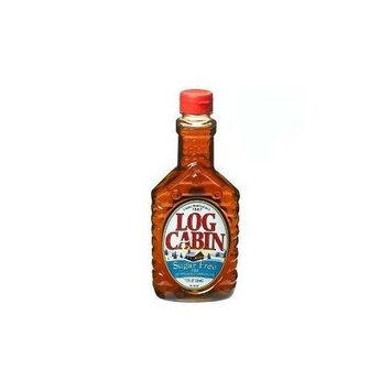 Log Cabin Sugar Free Syrup, 24 oz (Pack of 6)