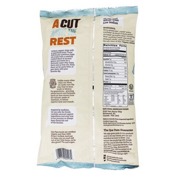 Que Pasa TORT CHIPS, OG2, ANCNT GRNS, (Pack of 12)