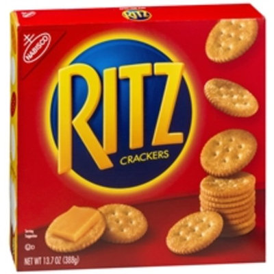 Ritz Ritz Crackers
