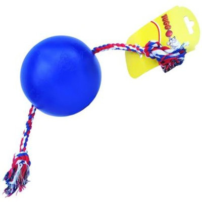 Tuggo Ball - Water-Weighted Dog Toy [Options : 7 (Assorted Colors)]