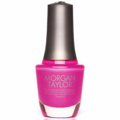 Morgan Taylor™ Pink Flame-ingo Nail Polish - .5 oz.