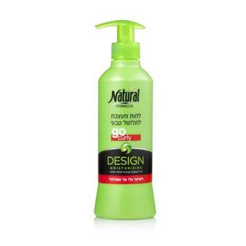 Natural Formula Go Curly Hair Moisturizer Styling Natural Curls by Natural Formula
