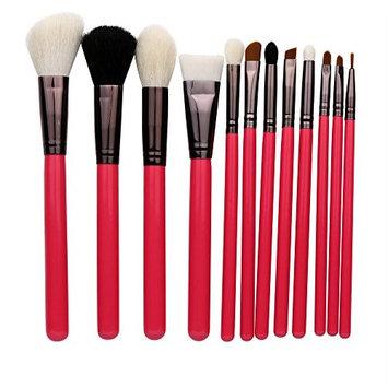 Baomabao 12PCS Makeup Eyeshadow Cosmetic Brush