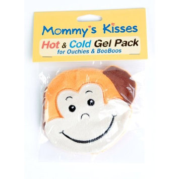 Spa Comforts Mommy's Kisses, Reusable Childrens Hot and Cold Pack, 48-Pack, Styles Vary