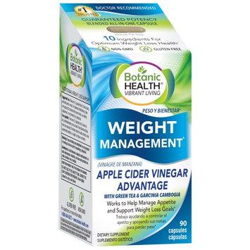 Botanic Health Apple Cider Vinegar Advantage, 90 Ct