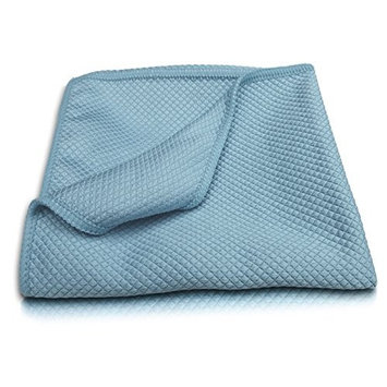 Pro Chef Kitchen Tools Microfiber Cleaning Cloth - Household Wipes And Cloths - Polish Clean Stainless Steel Sinks - Streak Free Window Glass And Bathroom Mirrors - Shine Sinks - Wet Dry Towel Set 3