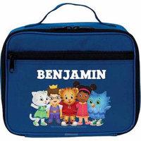 Personalized Daniel Tiger's Neighborhood Blue Kids Lunch Bag